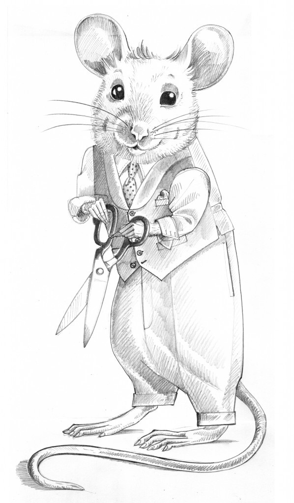 Tailor Mouse